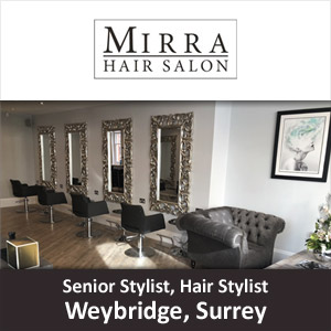 Mirra Hair Salon Jobs
